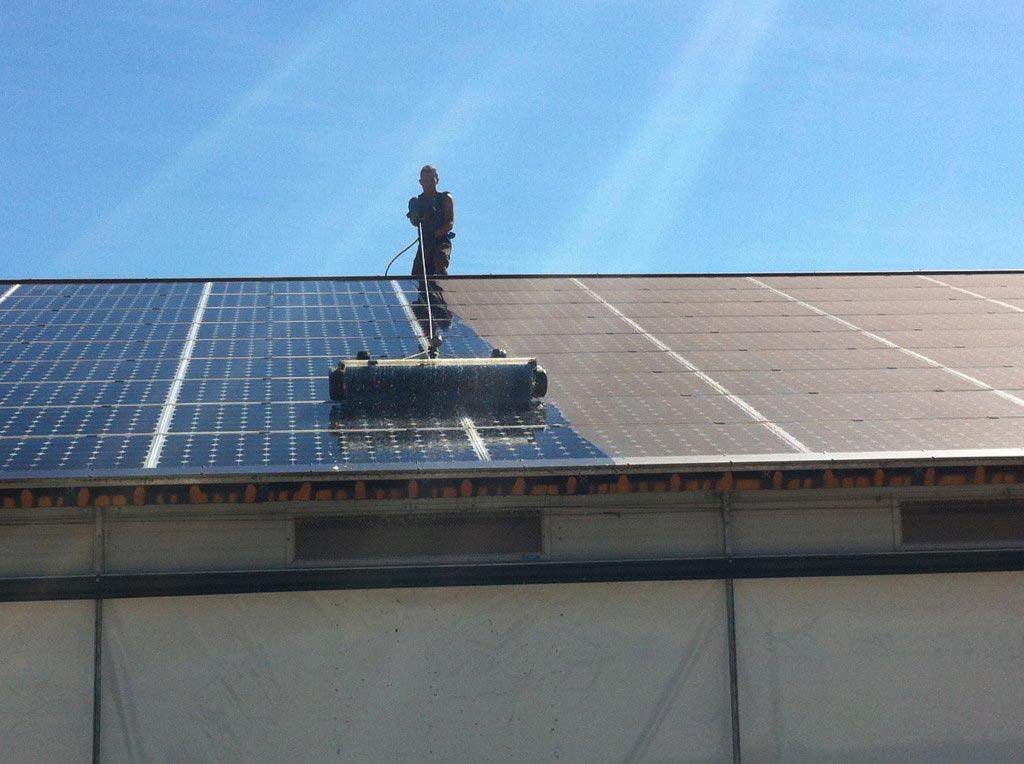 manutenzione impianto fotovoltaico - mantova