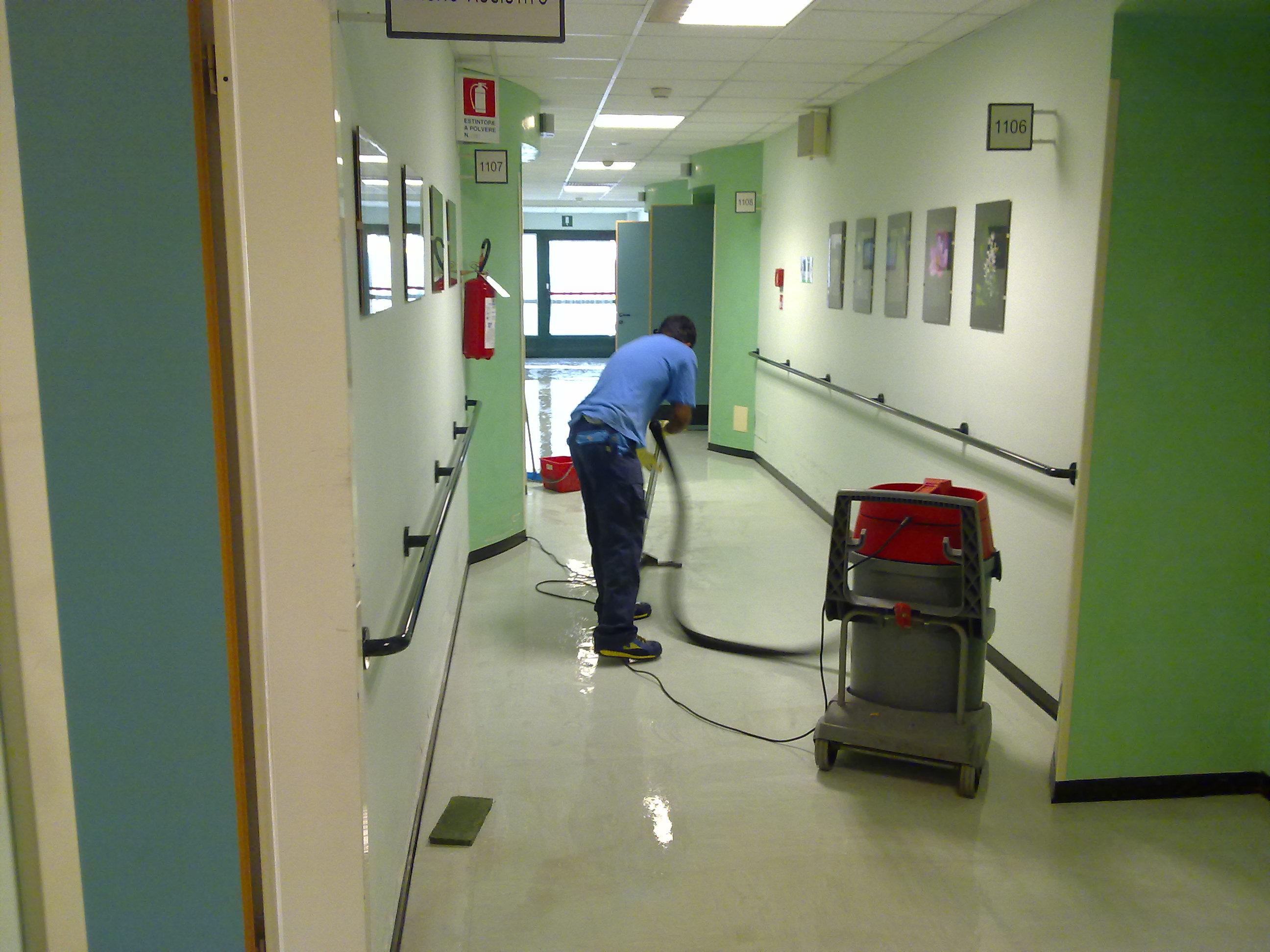pulizie strutture sanitarie 2