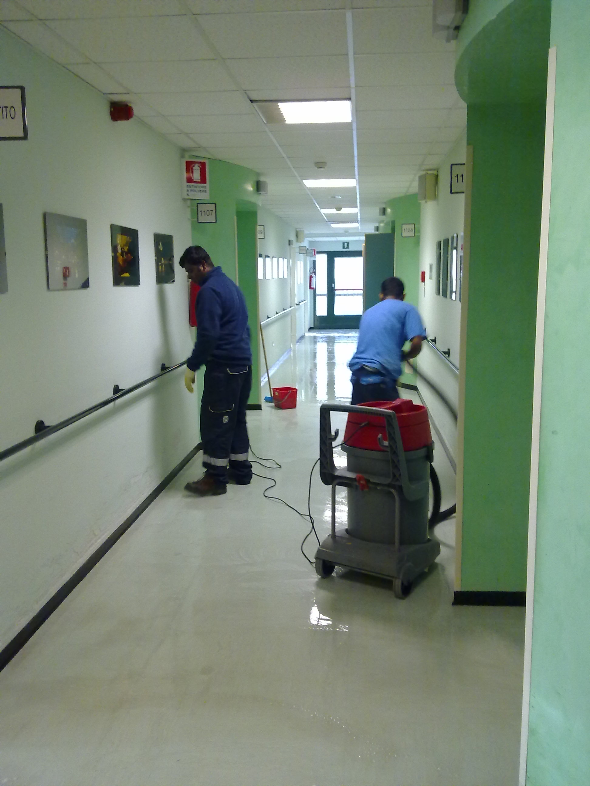 pulizie strutture sanitarie 3