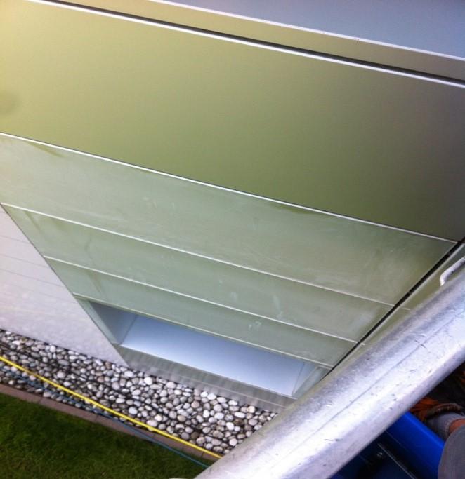 Euroclean pulizia facciate in alluminio - Pulizia interna termosifoni alluminio ...