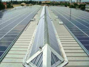 Impianto fotovoltaico Brugi S.p.a.