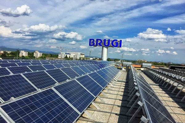 Brugi Spa pulizia impianto fotovoltaico
