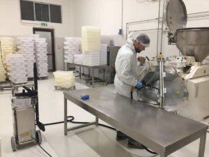 Sanificazione industria alimentare
