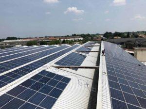 Manutenzione e pulizia impianti fotovoltaici