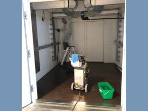 sanificazione celle frigo