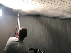 Pulizia celle frigo a vapore sanificazione celle frigo Pulizia industria alimentare
