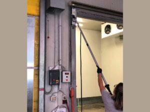 Pulizia celle frigo a vapore sanificazione celle frigo