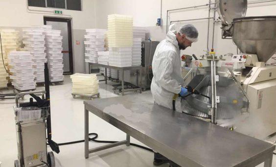 Pulizia Industria alimentare Italia