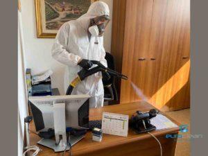 sanificazione Verona e provincia Sanificazione ambienti di lavoro