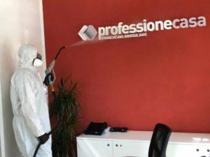 Sanificazione uffici Verona
